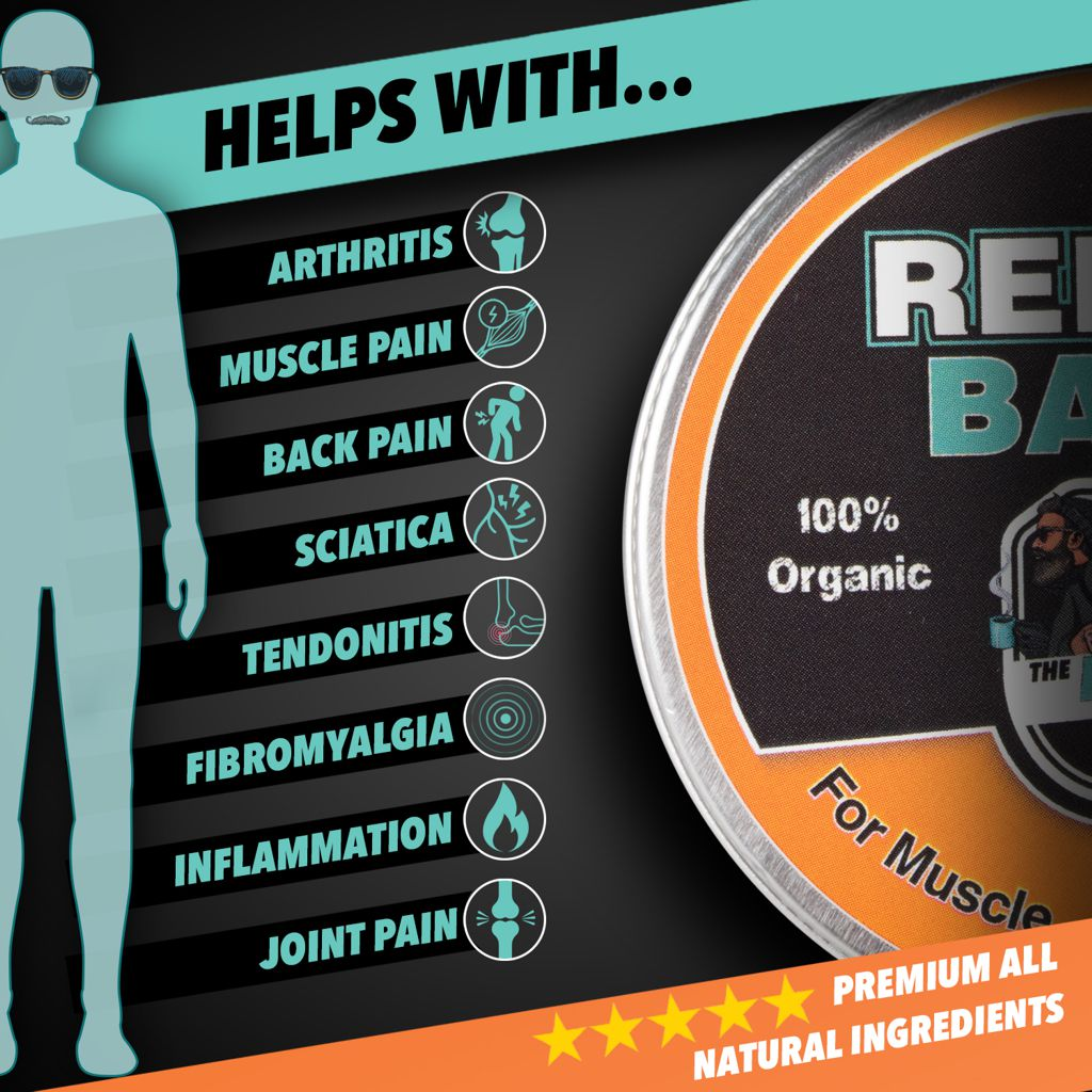 Benefits of CBD Pain Balm